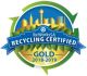 Recycling Certified Logo